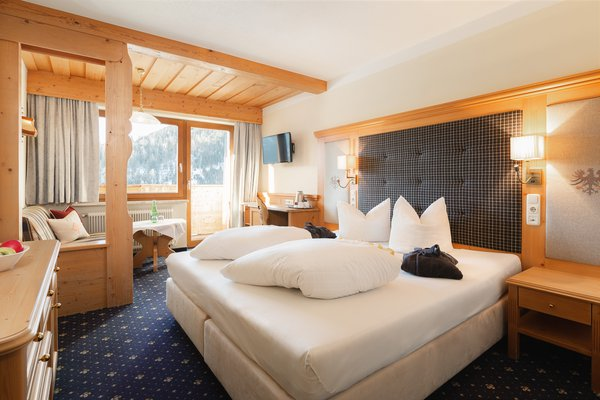 Double Room Tyrolean Style